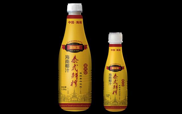 2015泰式椰汁包装设计大集合(礼